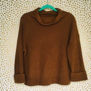 Lord & Taylor Small oversize chunky knit sweater